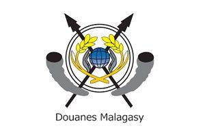 Logo DOUANE MALAGASY